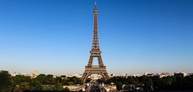 في أي مدينة يقع برج إيفل