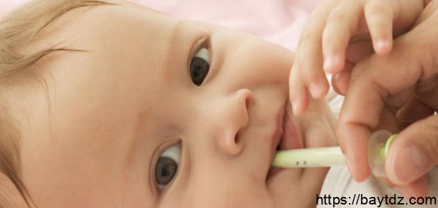 فيتامين د للأطفال الرضع