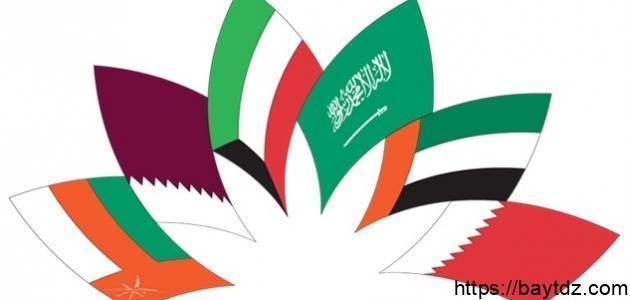 قانون دول مجلس التعاون الخليجي