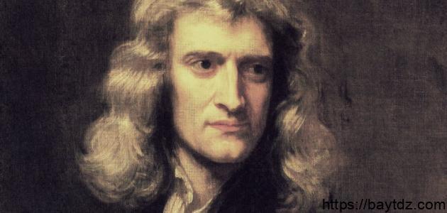 قانون نيوتن للحركة