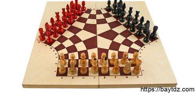 قوانين الشطرنج