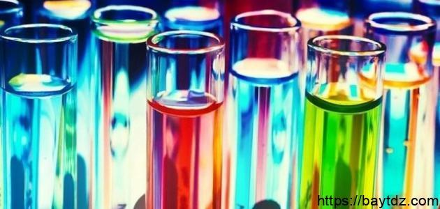 قوانين في الكيمياء