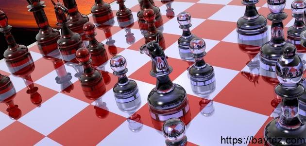 قوانين لعبة الشطرنج وخططها