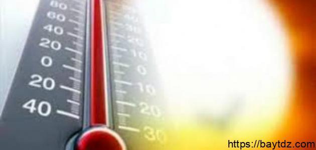 قياس حالة الطقس