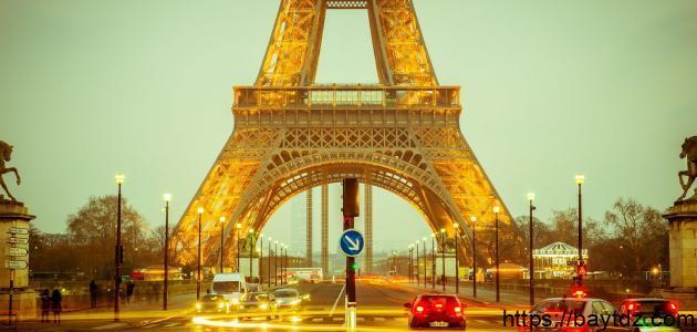 كم تبلغ مساحة فرنسا