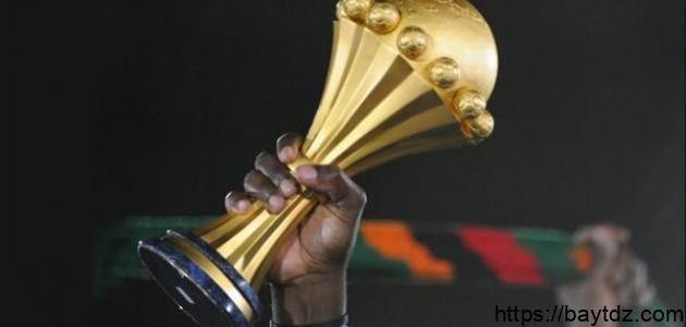 كم دولة شاركت بكأس أمم أفريقيا 1980م