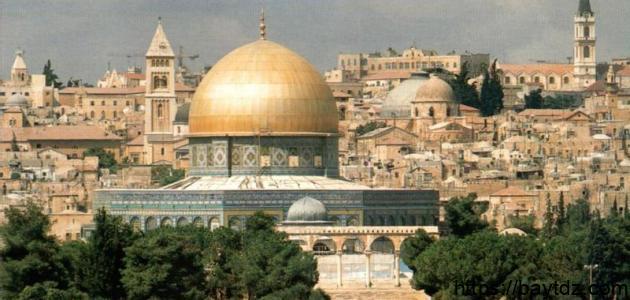 كم عدد أبواب القدس