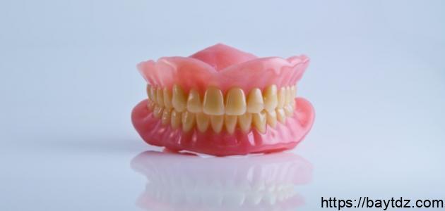 كم عدد الأسنان الطبيعي