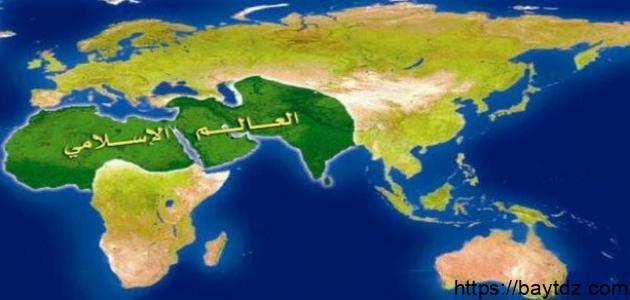 كم عدد الدول الإسلامية