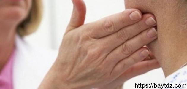 كم عدد الغدد اللمفاوية في جسم الإنسان