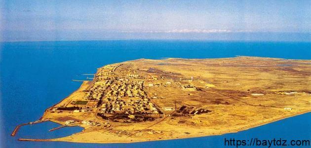 كم عدد جزر الكويت