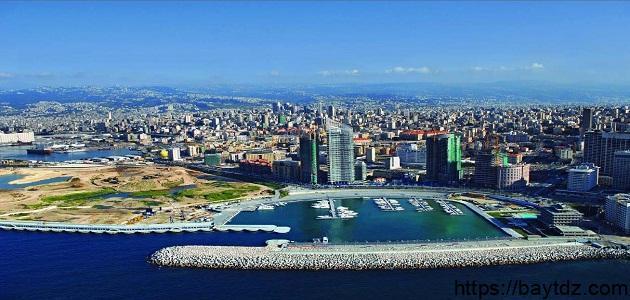 كم عدد محافظات لبنان