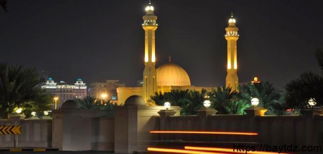كم عدد مساجد الرياض