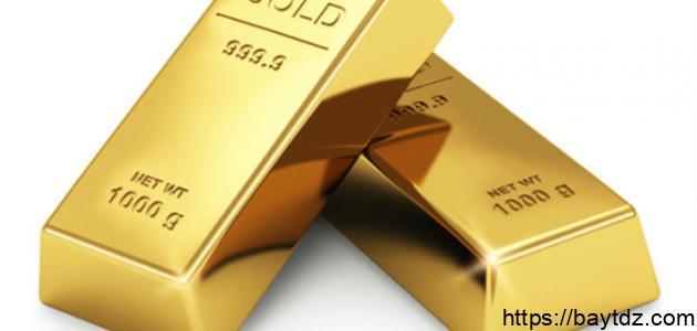 كم وزن سبيكة الذهب