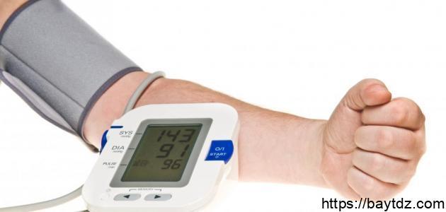 كم يكون ضغط الدم الطبيعي