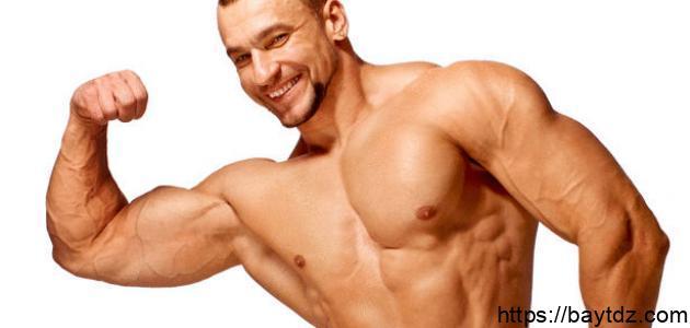 كمال الأجسام وبناء العضلات