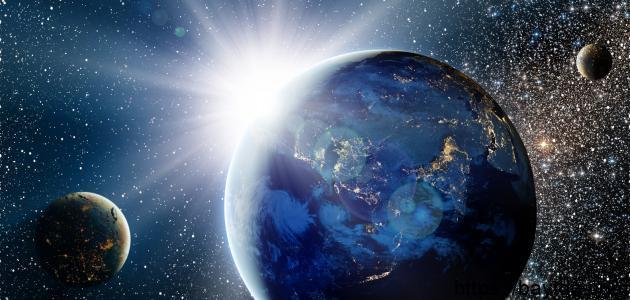 كوكب يشبه الارض