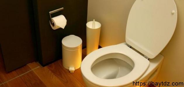 كيف أتخلص من رائحة الحمام الكريهة
