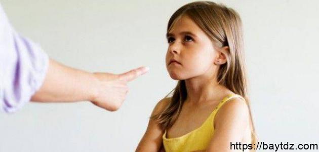 كيف أتعامل مع طفلي العصبي والعنيد