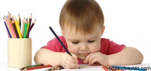 كيف أتعلم الرسم للأطفال