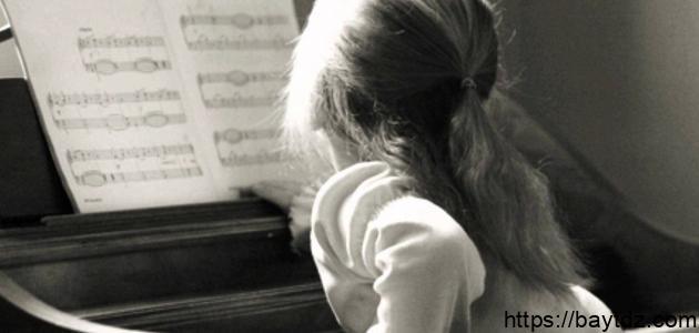 كيف أتعلم بيانو