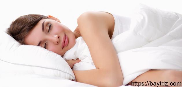 كيف أجعل نومي خفيفاً