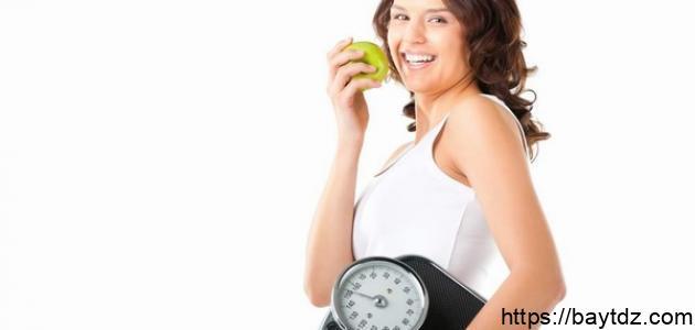 كيف أجعل وزني مثالي