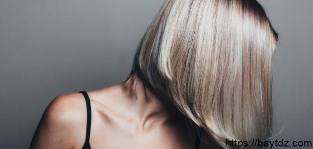 كيف أحصل على لون شعر رمادي