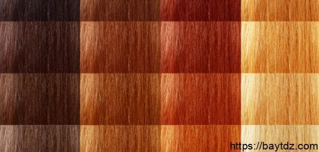 كيف أختار لون صبغة الشعر المناسبة