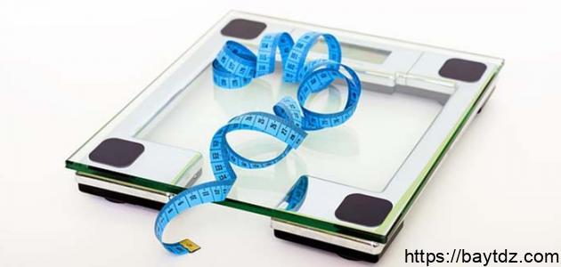 كيف أخسر الوزن دون رجيم