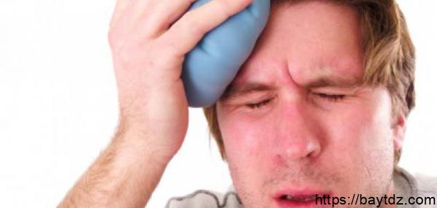 كيف أخفف صداع الرأس