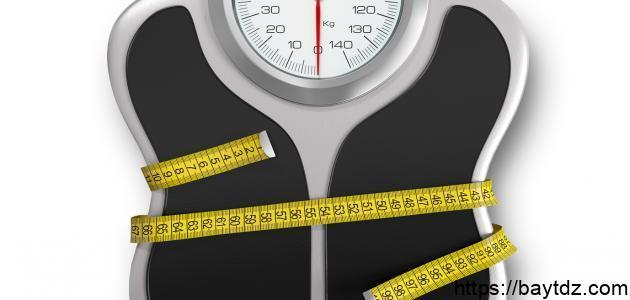 كيف أزيد الوزن