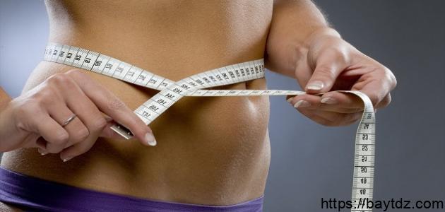 كيف أزيد حرق الدهون في جسمي