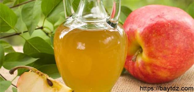 كيف أستخدم خل التفاح للشعر