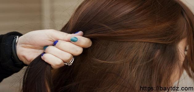 كيف أستخدم خمرية الشعر