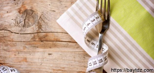 كيف أسيطر على الجوع في الرجيم
