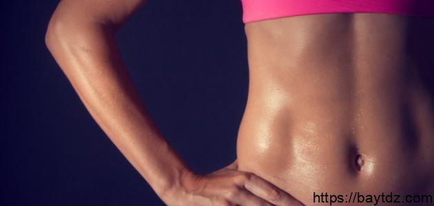 كيف أشد بطني بعد الولادة الطبيعية
