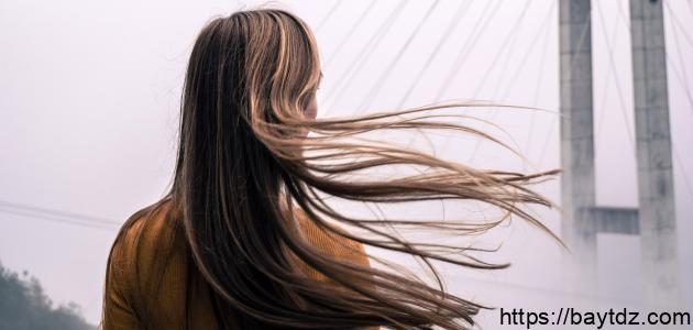 كيف أطول شعري بسرعة