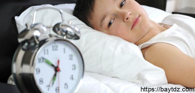 كيف أعود أطفالي على النوم باكراً