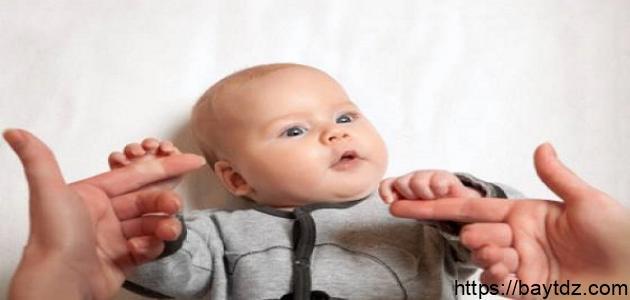 كيف أفهم طفلي الرضيع