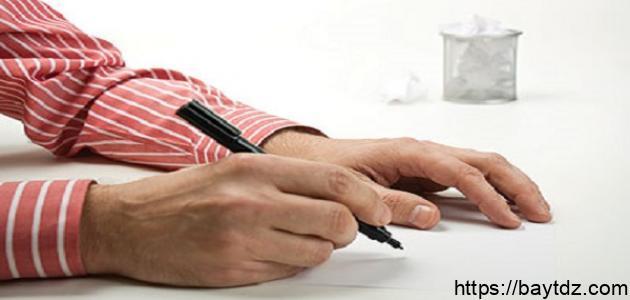 كيف أكتب رواية