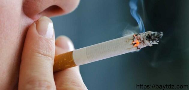 كيف أكره الدخان