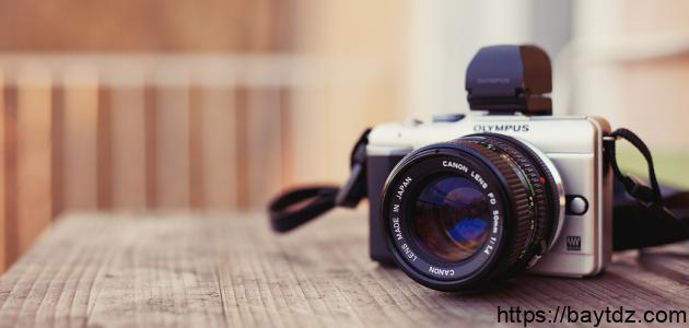 كيف أنظف عدسة الكاميرا
