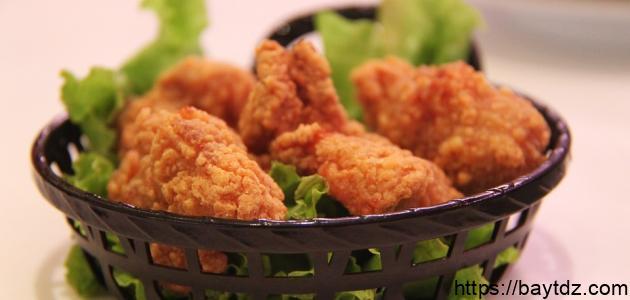 كيف اطبخ دجاج كنتاكي