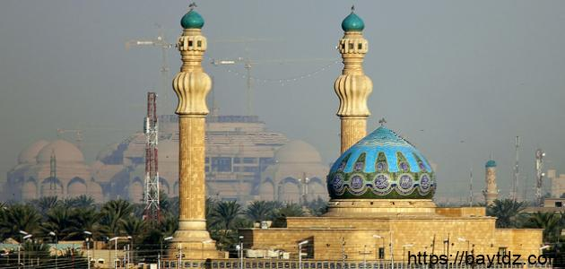 كيف بنيت بغداد