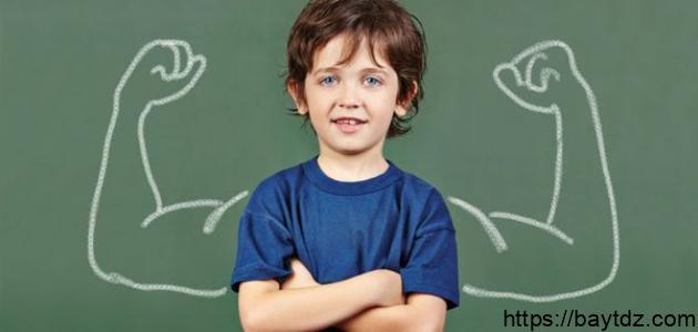 كيف تبني شخصية طفلك