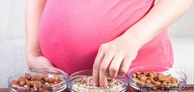 كيف تتجنب زيادة الوزن أثناء الحمل