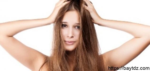 كيف تتخلص من حكة الشعر