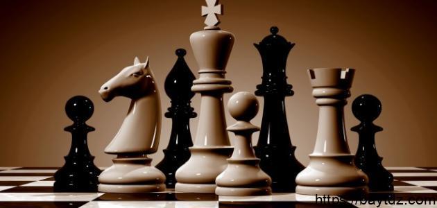 كيف تتعلم الشطرنج
