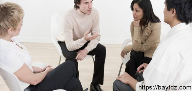 كيف تتعلم فن الحوار